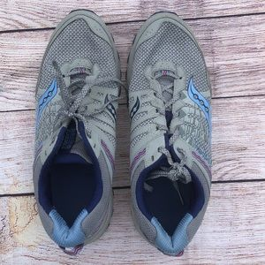 Saucony Excursion tr12 Running Shoes Sz 12